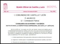 Licitación para la contratación de servicios de consultoría para la realización de servicios de Vigilancia Tecnológica e Inteligencia Competitiva en materia de Industria 4.0 y en Entornos Rurales sobre la plataforma VT/IC del ICE