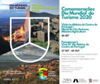 DIA MUNDIAL DO TURISMO: VISITA DA MINISTRA DA AGRICULTURA A ALDEIAS DO CENTRO DE PORTUGAL