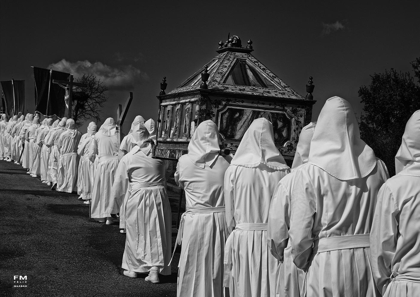Semana Santa de Bercianos de Aliste - Proyecto CRECEER